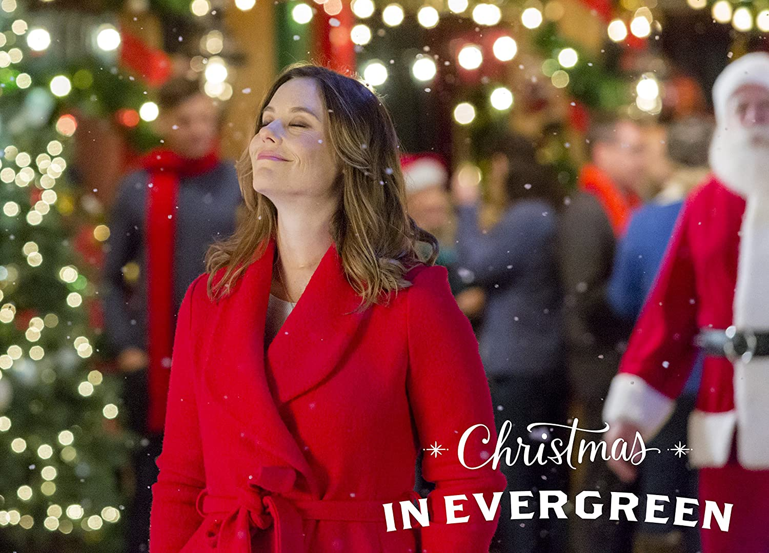 christmas in evergreen letters to santa full cast