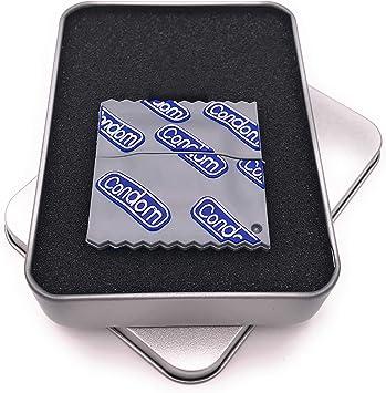 Onwomania - Lápiz USB en caja de regalo de aluminio 128 GB USB 3.0: Amazon.es: Electrónica