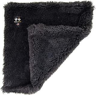 product image for BESSIE AND BARNIE Ultra Plush Wolfhound Grey Luxury Shag Dog/Pet Blanket