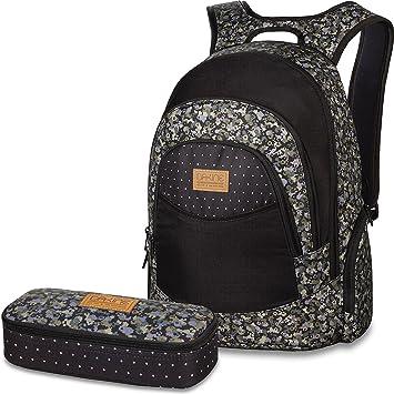 Dakine 2 unidades Laptop Mochila Prom + School Case estuche