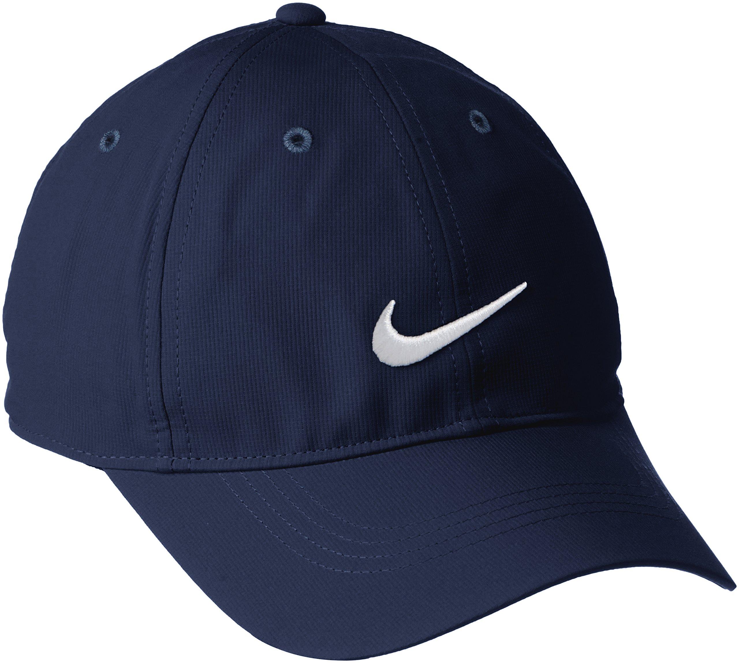 Nike Golf Legacy 91 Tech Cap, Midnight Navy/Black, One Size