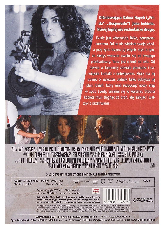 Everly [DVD] (IMPORT) (No hay versión española): Amazon.es ...