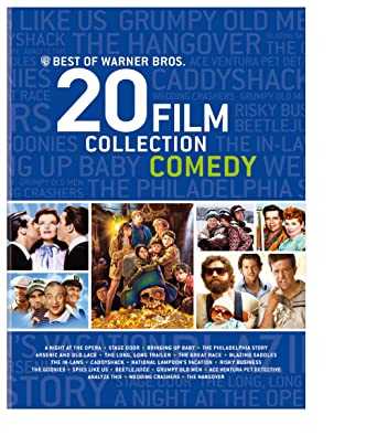 Amazon com: Best of Warner Bros  20 Film Collection Comedy (DVD