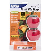 Woodstream TERRO Fruit Fly Trap – 2 Pack T2502