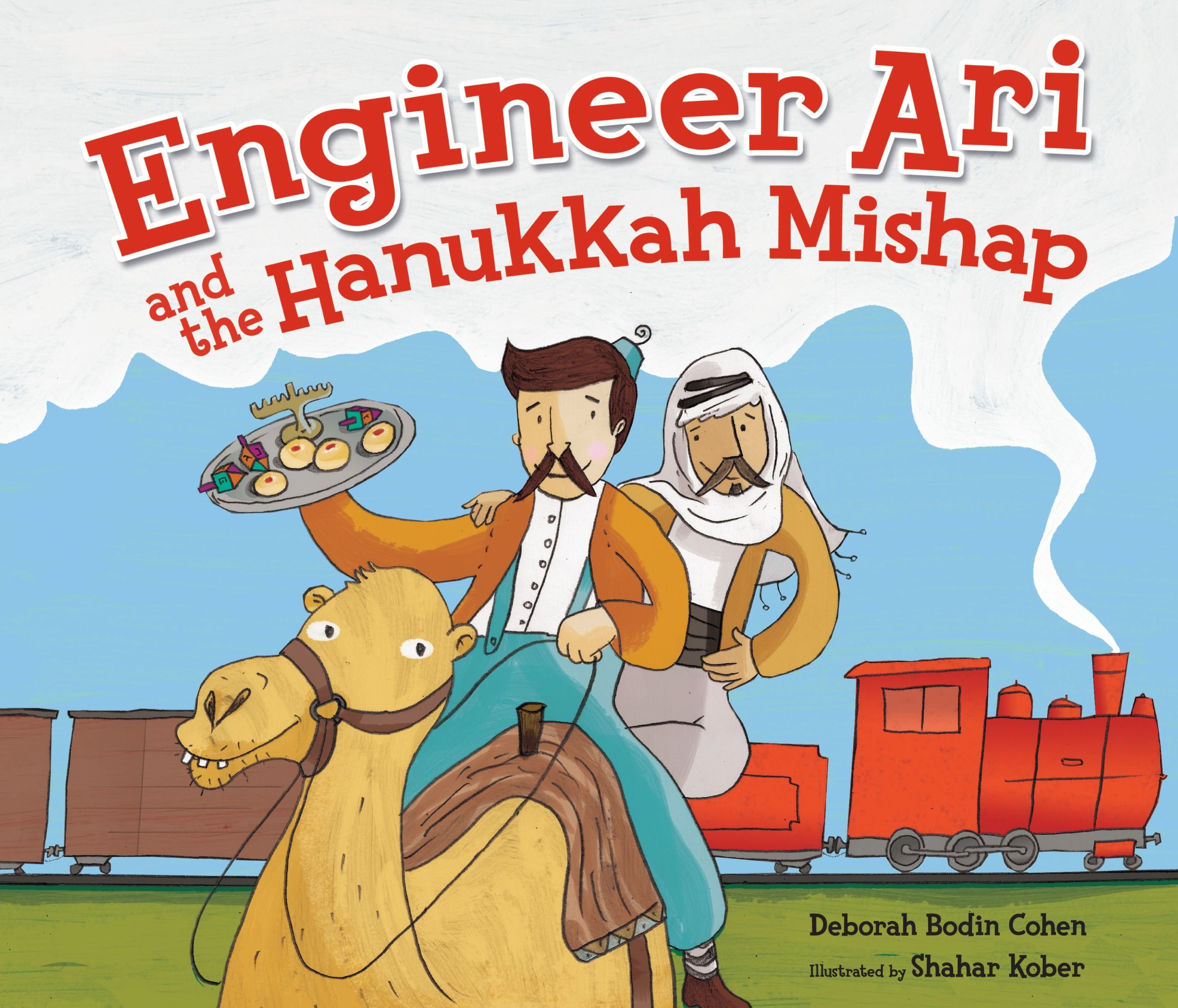 Engineer Ari and the Hanukkah Mishap pdf