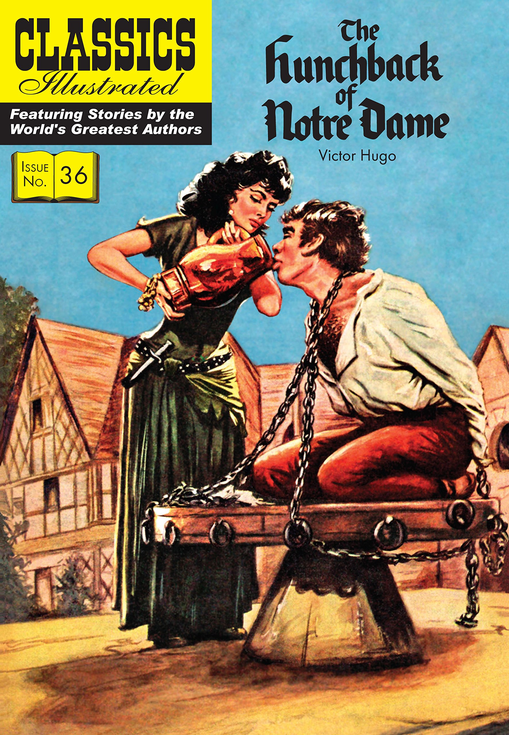 Download The Hunchback of Notre Dame: Classics Illustrated ebook