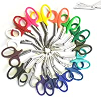 20 Pc Assorted Heavy Duty Rainbow EMT Trauma Shear - Ideal for EMT, Nurse, Medic, Police and Firefighter- Strong Enough to Cut A Penny in Half