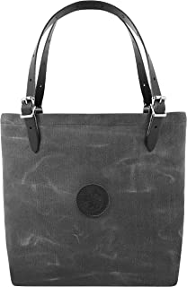 product image for Duluth Pack Market Medium Tote (Waxed Grey)