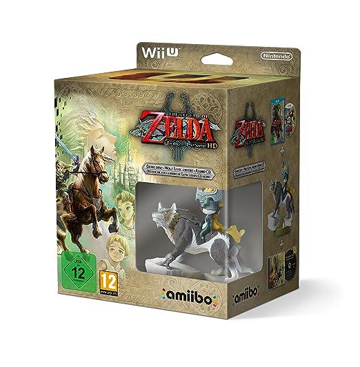 58 opinioni per The Legend of Zelda: Twilight Princess HD- Limited- Nintendo Wii U
