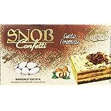 Snob - Confetti Tiramisù, Mandorla Tostata Ricoperta di Finissimo Cioccolato - 500 g