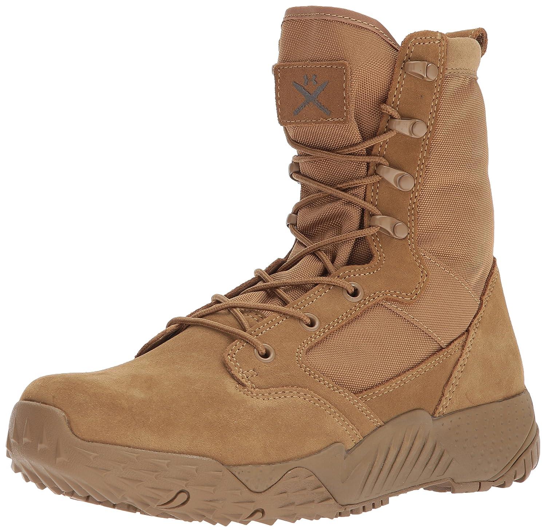 Under Armour UA Jungle Rat, Homme Chaussures de Randonnée Basses Homme Rat, 47.5 EU Marron 72965a