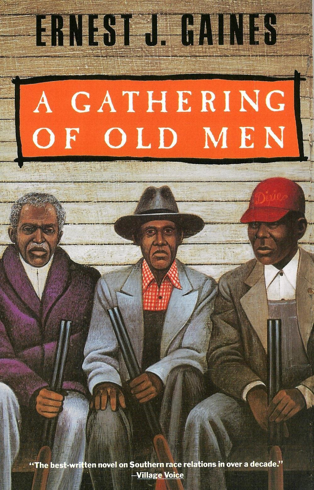 a gathering of old men book