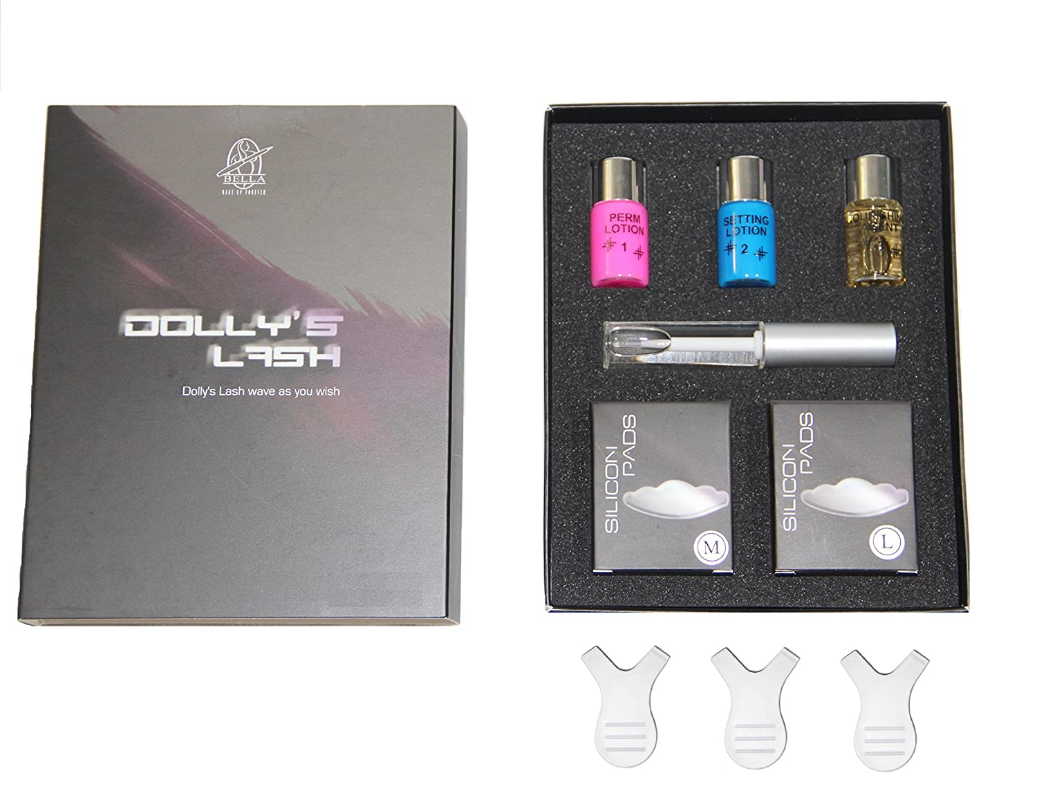 Dolly's Eye Lash Wave Lotion Kit by Dolly's Lash Dolly' s Lash