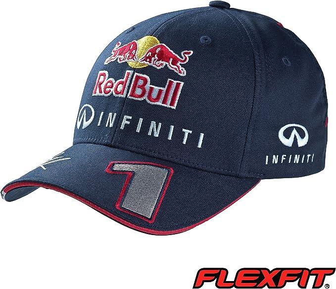 Red Bull Racing Sebastian Vettel Cap 1, Infiniti - Gorra para niño ...