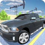 truck simulator games - Offroad Pickup Truck R