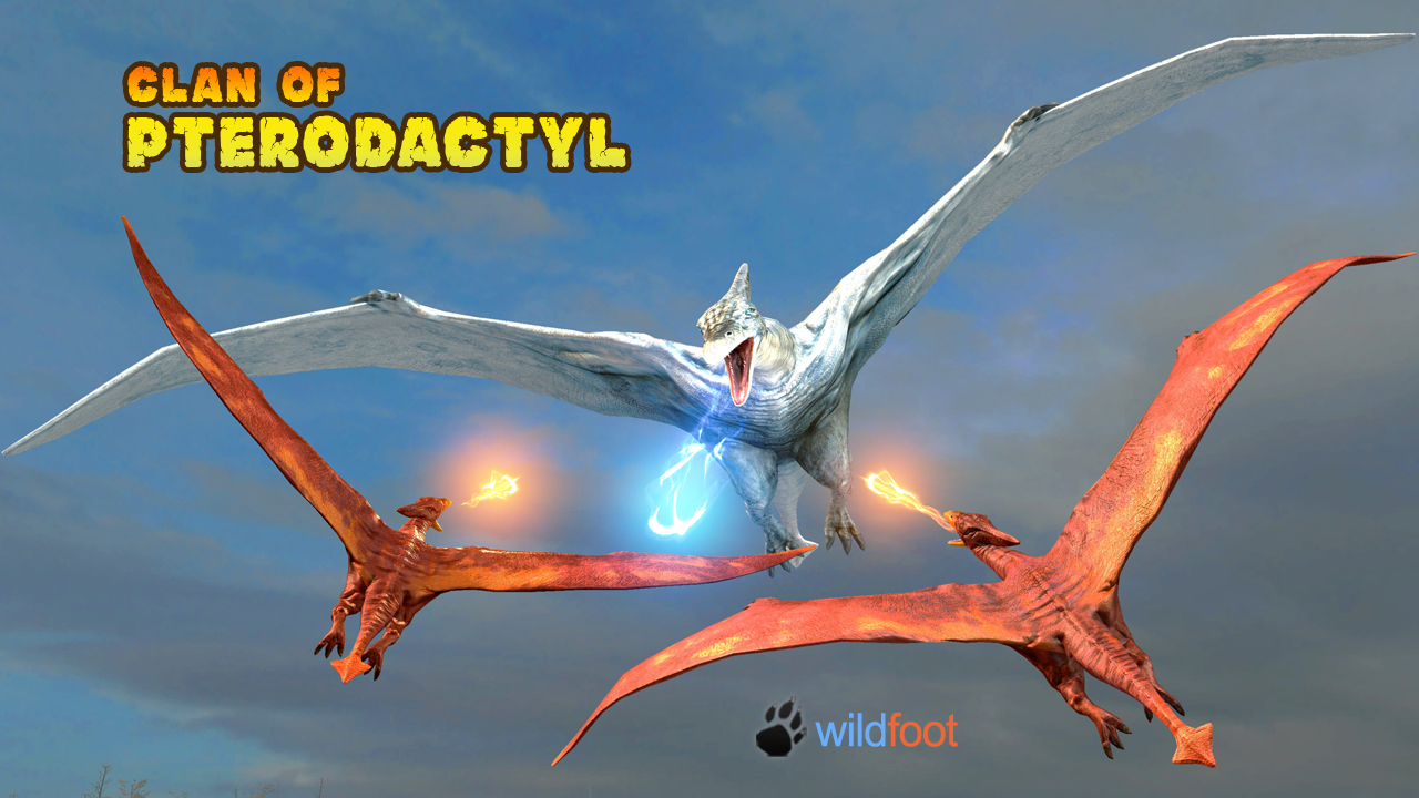 Amazon Com Clan Of Pterodactyl Appstore For Android