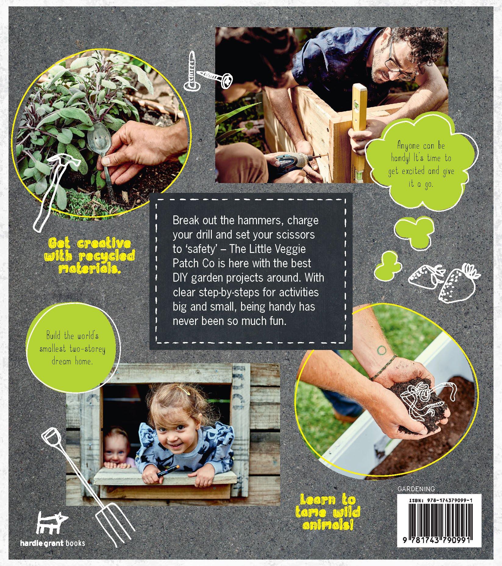Diy Garden Projects: Easy Activities For Edible Gardening And Backyard Fun:  Mat Pember, Dillon Seitchikreardon: 9781743790991: Amazon: Books