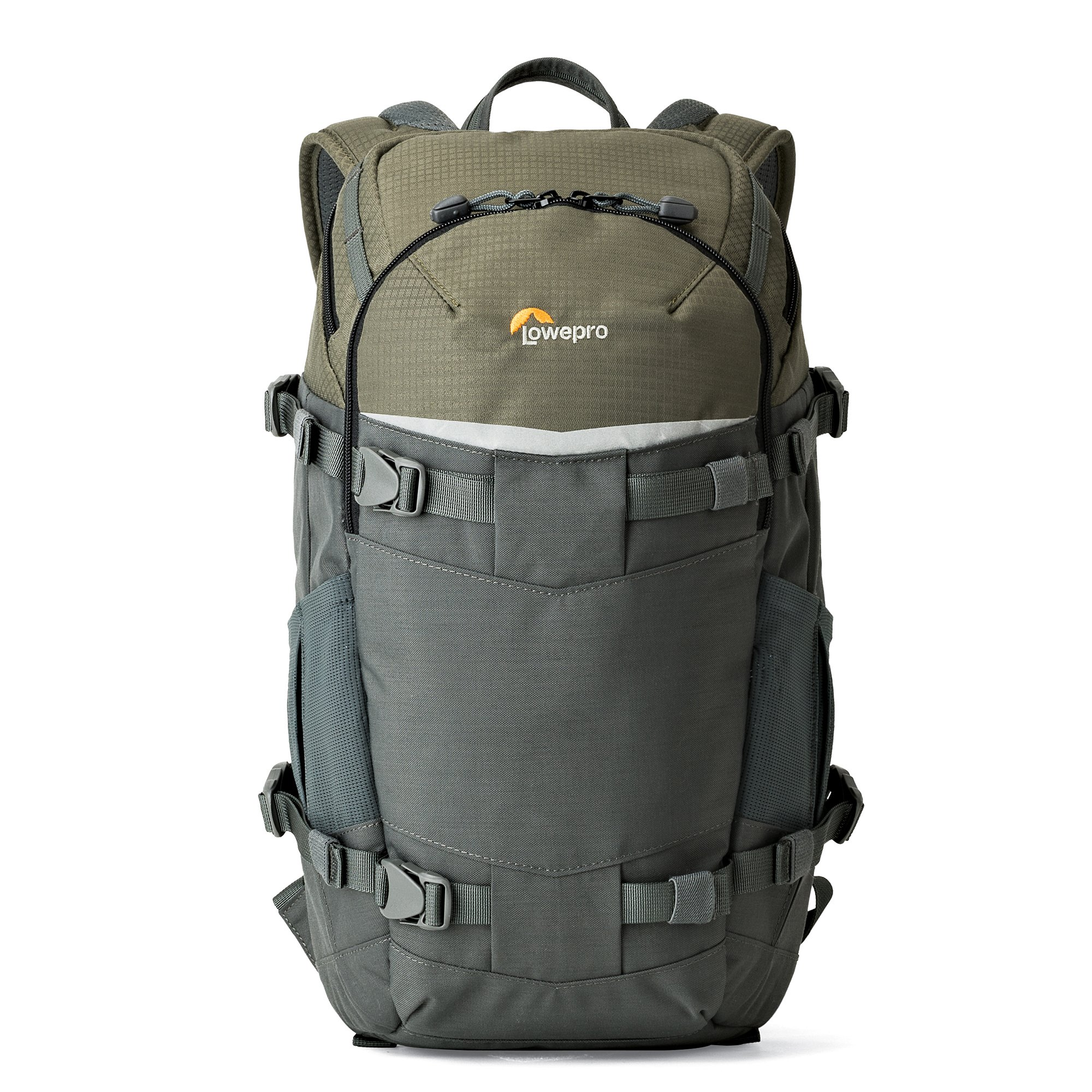 Lowepro Flipside Trek BP 250 AW - Outdoor Camera Backpack for Mirrorless or Compact DSLR w/ Rain Cover and Tablet Pocket.