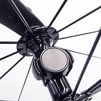 CYCPLUS sensore di velocità compatibile con ANT + e Bluetooth per iPhone Android e Computer da bicicletta, senza magneti, 8g Ultralight IPX7,200ore, Tempo di utilizzo: 450giorni di Tempo di standby