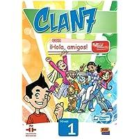 Clan 7. Nivel 1. Per la Scuola elementare. Con CD-ROM. Con espansione online