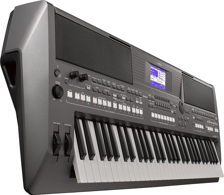 yamaha psr s670 Â keyboard musical instruments