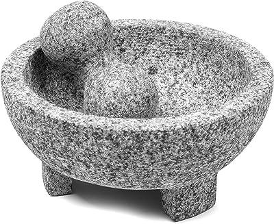 IMUSA Super Heavy Traditional Granite Molcajete