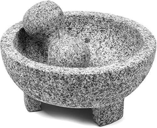 Imusa Super Heavy Traditional Granite Molcajete
