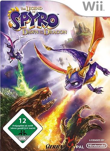 Vivendi The Legend of Spyro - Juego (Wii, DEU): Amazon.es: Videojuegos