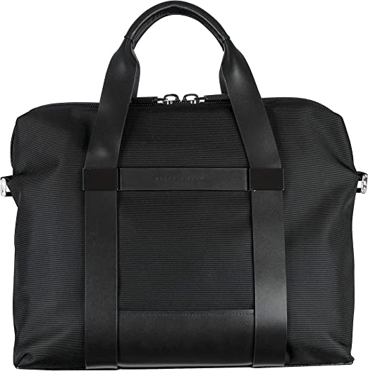 Porsche Design Shyrt 2.0-Nylon Aktentasche SHZ 38 cm Black