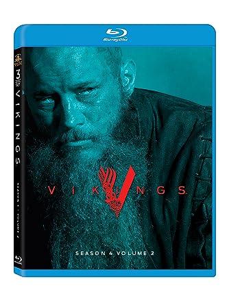 Amazon com: Vikings: Season 4 Vol 2 (us) [Blu-ray]: Travis
