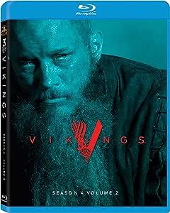 Vikings: Season 4 Vol 2 (us) [Blu-ray] (Bilingual) [Import]
