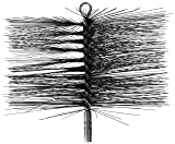Rutland 36531 Rectangular Wire Chimney Sweep Brush, 10 by 6-Inch