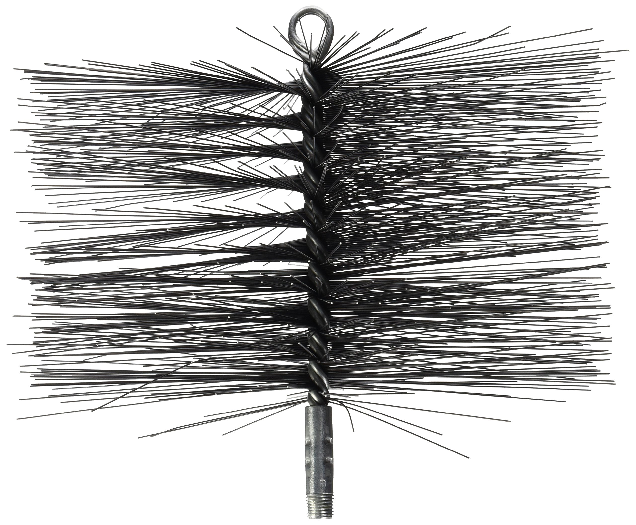 Rutland 36531 Rectangular Wire Chimney Sweep Brush, 10 by 6-Inch by Rutland Products