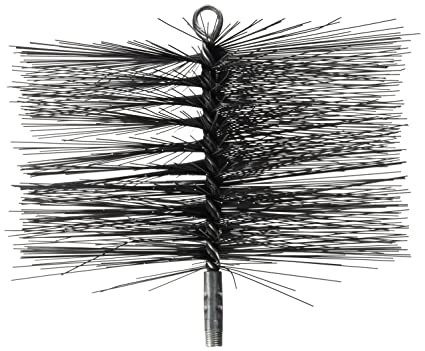 .com: rutland 36531 rectangular wire chimney sweep brush, 10 ...