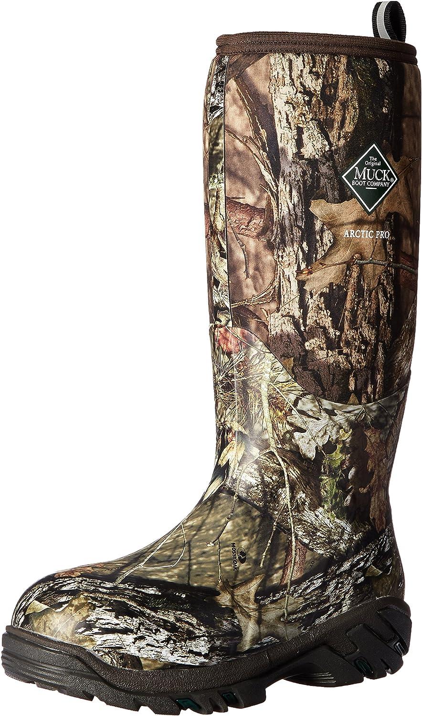 [Muck Boot] メンズ 苔色オーク(Mossy Oak) 15 D(M) US
