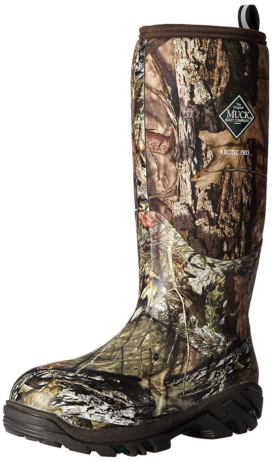 Muck Arctic Pro Tall Rubber Insulated Extreme Conditions Men's Hunting Boots Muck Boot Arctic Pro-M