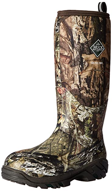 Muck Arctic Pro Tall Rubber Insulated Extreme Conditions Mens Hunting Boots
