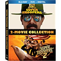 Super Troop 1+2 Coll Bd+dhd [Blu-ray]
