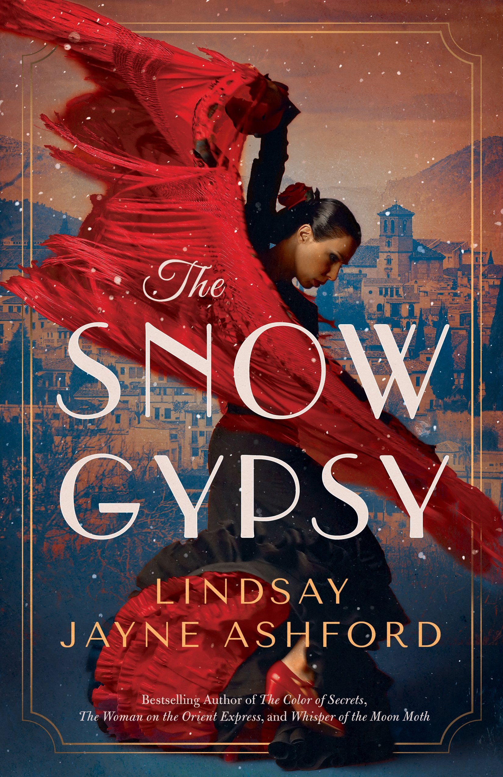 The Snow Gypsy por Lindsay Jayne Ashford