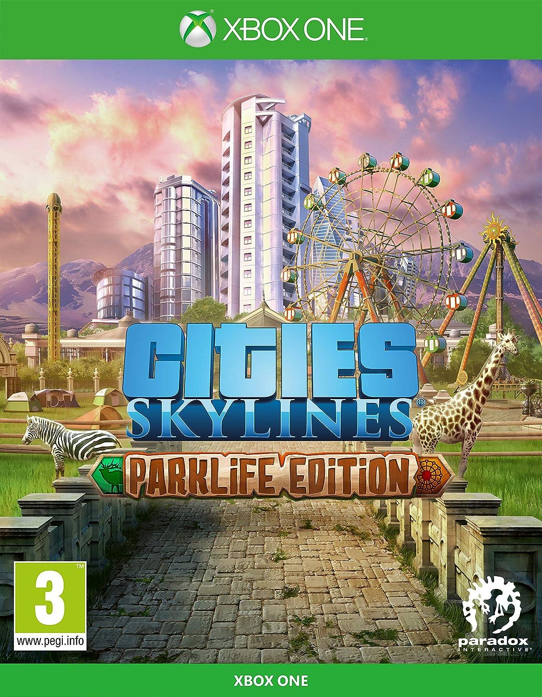 Cities Skylines: Parklife Edition - Xbox One [Importación inglesa ...