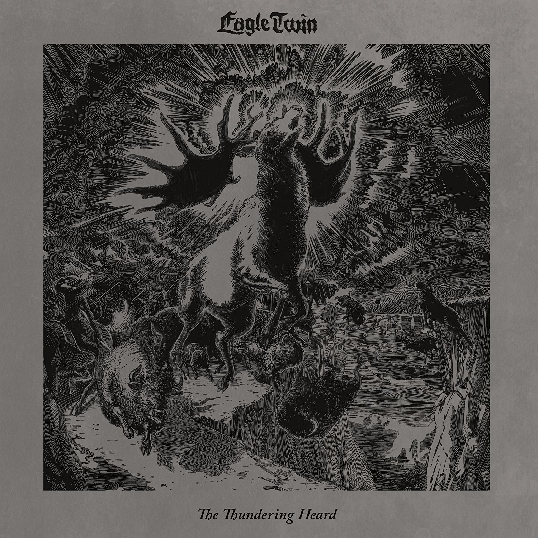Vinilo : Eagle Twin - Thundering Heard (LP Vinyl)