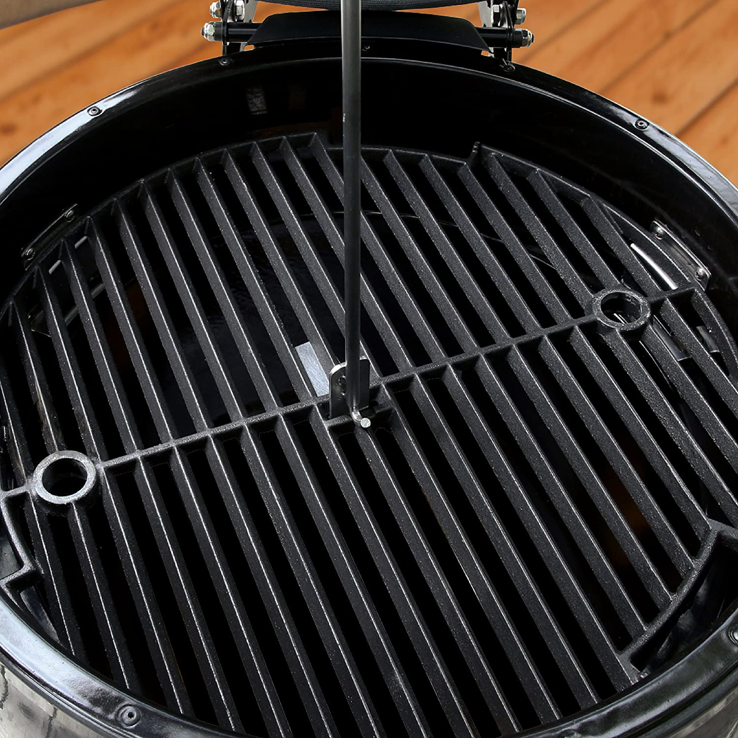Broil King 911050  Keg 2000 Charcoal Barbecue Grill