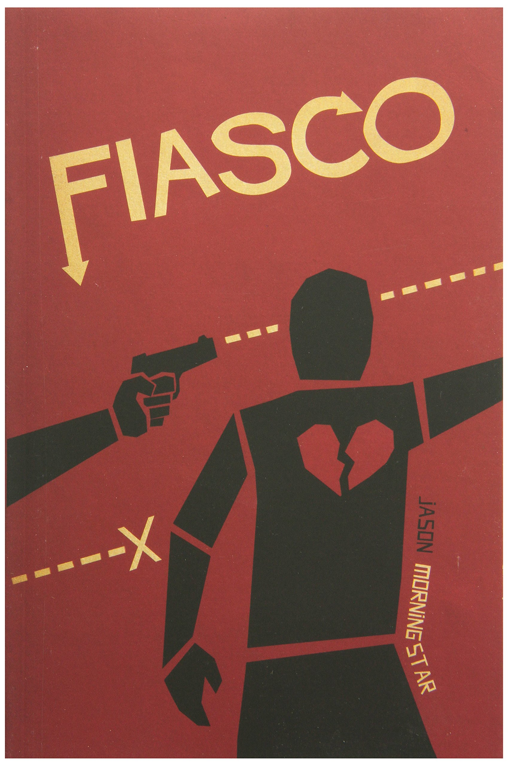 Fiasco Role Playing Game by Bully Pulpit Games