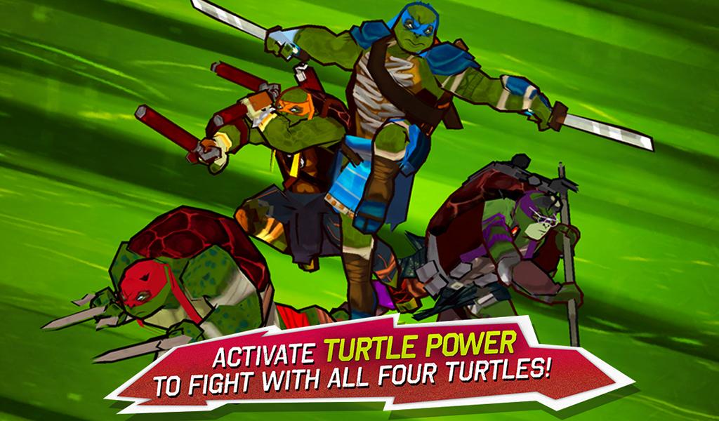 Tortugas Ninja: ¡Hermanos Unidos!: Amazon.es: Appstore para ...