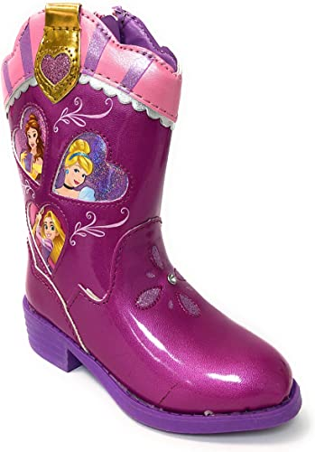 Disney Princess Toddler Cowgirl Boots Pink