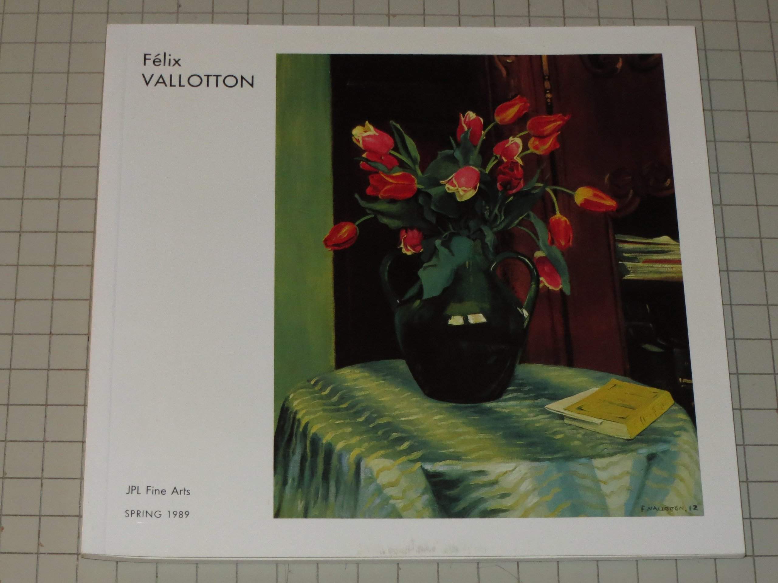 felix vallotton paintings watercolours drawings and woodcuts jpl fine arts march 1 april 141989 exhibit