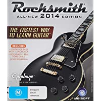 Rocksmith 2014 Edition with Cable for Xbox One
