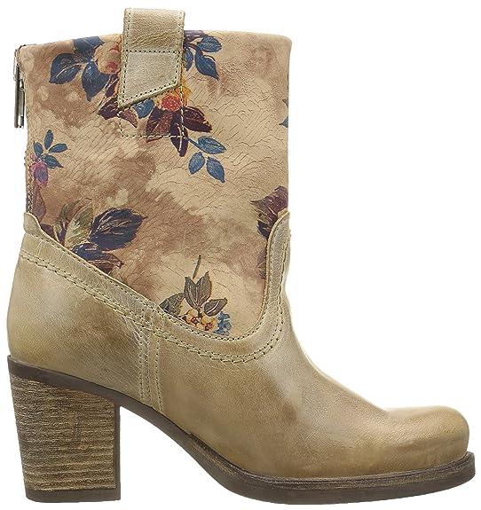 743M75765A, Zapatillas de Estar por Casa para Mujer, Beige (P073), 38 EU Bullboxer