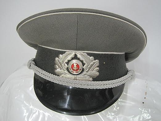 große Auswahl an Farben Bestbewertet authentisch 60% günstig DDR Militär Schirmmütze Offizier LASK der NVA Ostalgie grün grau schwarz