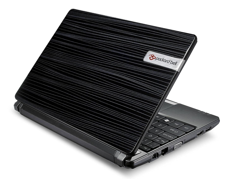 Packard Bell Packard Bell Dots C - Ordenador portátil 10.1 pulgadas (atom n2600, 1 GB de RAM, 1600 MHz, 320 GB, Win 7 Starter), color Negro- Teclado QWERTY ...